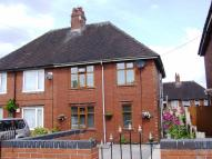 3 bedroom semi detached home in Carlton Terrace, Leek...
