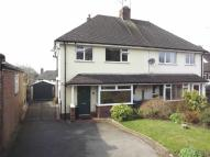 3 bed semi detached home in Weston Street, Leek...