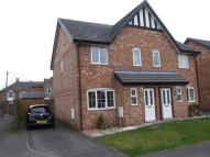 semi detached house to rent in The Larches, Leek