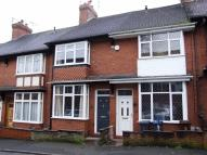 3 bed Terraced home in James Street, Leek