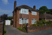 Detached property in Moorland Road, Leek