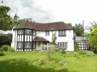 4 bedroom Detached house for sale in Buxton Road, Leek
