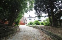 Detached property for sale in Chester Road, Northwich