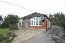 Detached Bungalow for sale in Church Lane, Weaverham