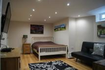 Studio flat to rent in REDHURST, RIPON ROAD...