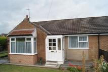 Bungalow to rent in FIELDWAY, HARROGATE...