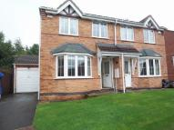3 bedroom semi detached property to rent in PRIMROSE CLOSE...