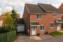 2 bed semi detached home in Donne Close...