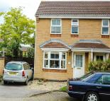 2 bed semi detached home in Longcroft Drive...