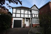 Detached house in Southfields Road...