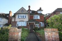 2 bed Apartment in Edensor Road, Eastbourne...