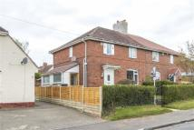 semi detached home for sale in The Crescent, Sea Mills...