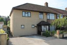 semi detached home for sale in Nibley Road...