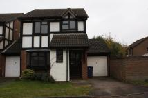 Link Detached House in Brockwood Close...