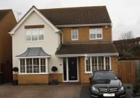Detached property in Pickering Close  Sandy...