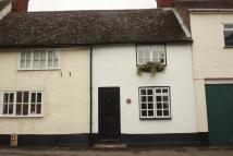 Terraced house in Mill Street Gamlingay...