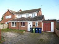 semi detached property in Parkside, Little Paxton...