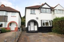 3 bed semi detached home in Tolladine Road, WORCESTER