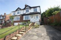 semi detached home for sale in Cleave Avenue...