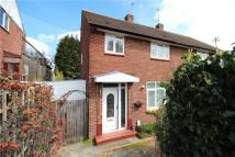 2 bedroom semi detached house for sale in Sherborne Road...