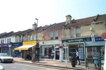1 bed Studio flat to rent in Moorland Road...