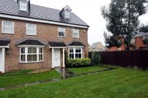 3 bed End of Terrace house in OXLIP LEYES, Bicester...
