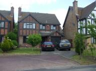 Detached house in Wickford Way...