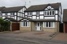 Detached property in Burford Close...