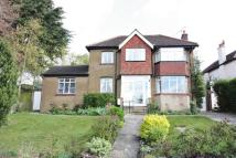 Detached home in Briton Hill Road ...