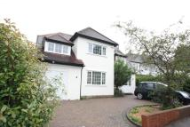 Detached home for sale in Foresters Close...