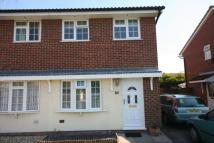 semi detached property in Grebe Road, Bridgwater
