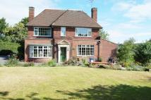 4 bed Detached home for sale in Roebuck Drive, Mansfield