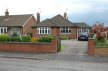 Detached Bungalow in Peafield Lane...