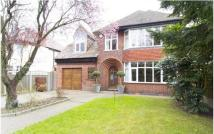 Detached home for sale in Nottingham Road...