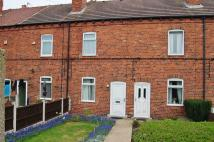 3 bed Terraced home in Field Drive, Shirebrook