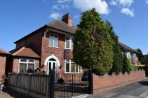 semi detached property for sale in Croft Avenue, Mansfield
