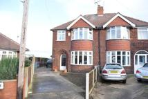 semi detached home in Cambria Road, Mansfield