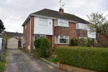 semi detached property for sale in Roman Bank...