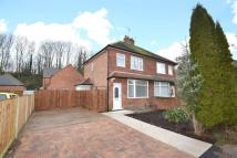 2 bedroom semi detached home for sale in Florence Crescent...