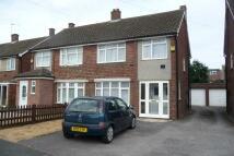 3 bed semi detached home to rent in Coleridge Crescent...