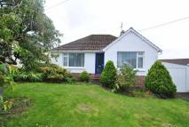 Detached Bungalow in Sticklepath, Barnstaple