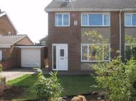 3 bed semi detached property in 27 Castle Close...