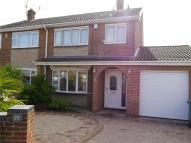 3 bed semi detached house in Castle Close...