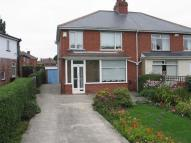 semi detached home for sale in Sprotbrough Road...
