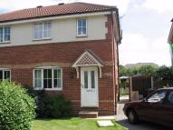 semi detached house in Huxterwell Drive...