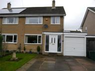 3 bed semi detached house in Adelaide Road, Norton...