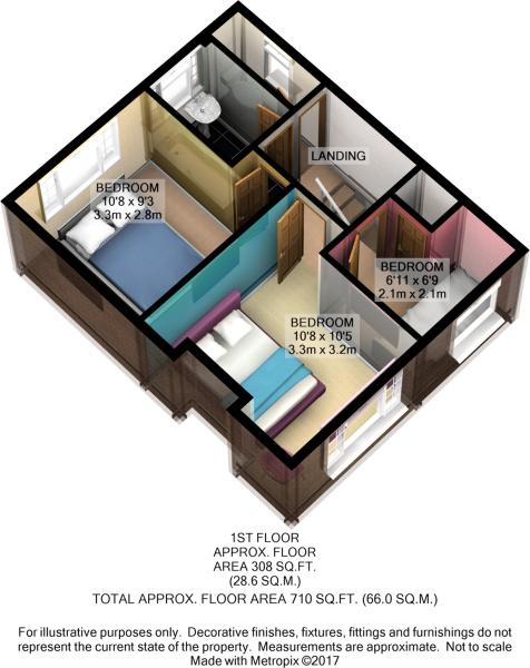 Floorplan 3D 2