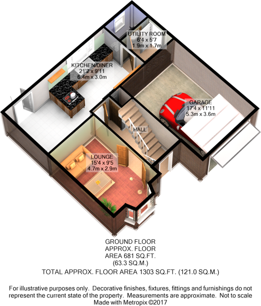 Floorplan 3D 1