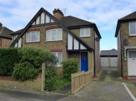 3 bedroom semi detached property in Clifton Gardens...