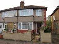 3 bedroom semi detached property in Edgar Road, Yiewsley...